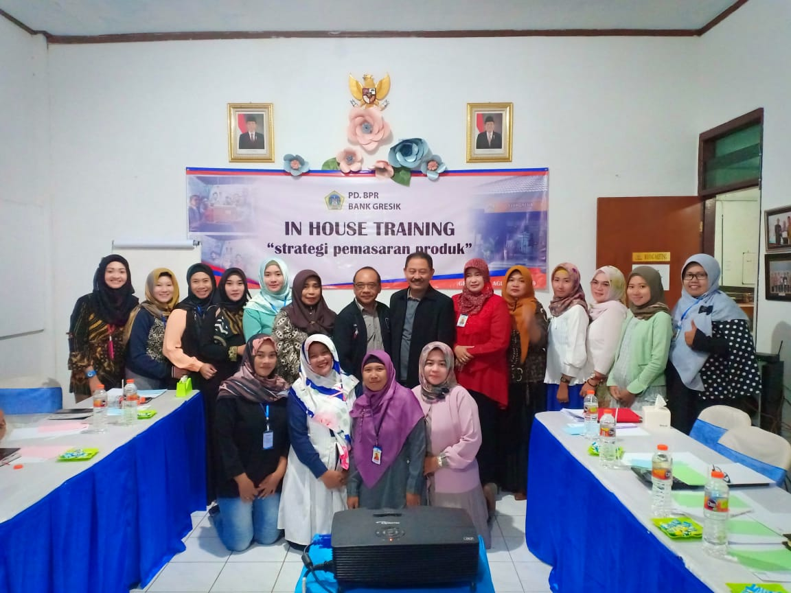 In House Training Strategi Pemasaran Produk